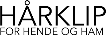 Salon Hårklip